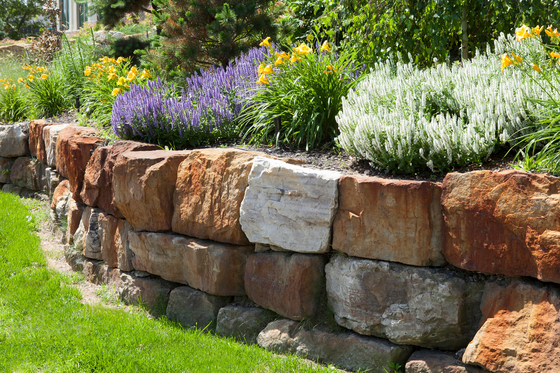 landscaping design Calgary - benefits