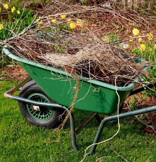 Property Maintenance Calgary - spring cleanup