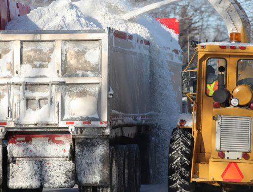 Hauling - snow removal Calgary